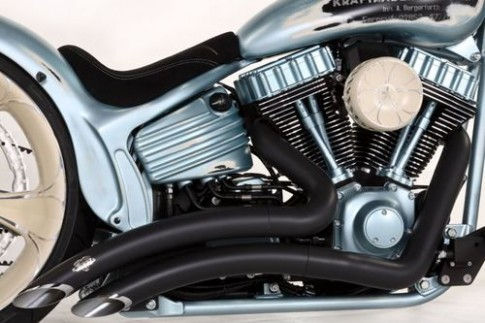 Harley Davidson độ