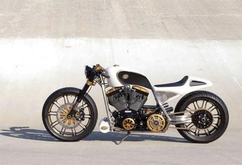 Harley Davidson độ của ngôi sao 'Iron Man 2'