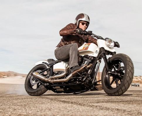 Harley Davidson độ phong cách mạo hiểm