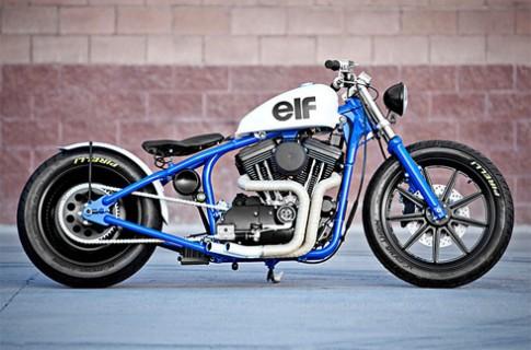 Harley Davidson độ từ cảm hứng xe F1