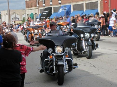 Harley Davidson kỷ niệm 110 năm