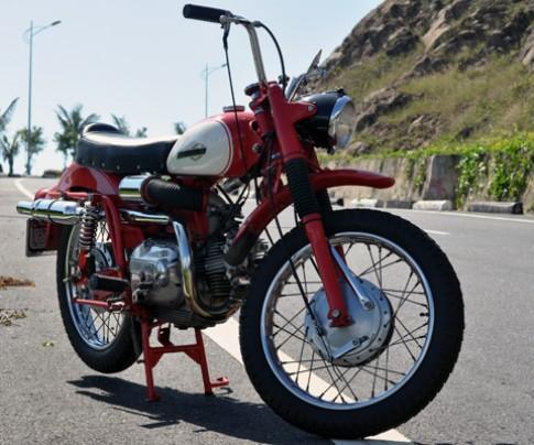 Harley Davidson Sprint H - xế cổ của người Đà Nẵng