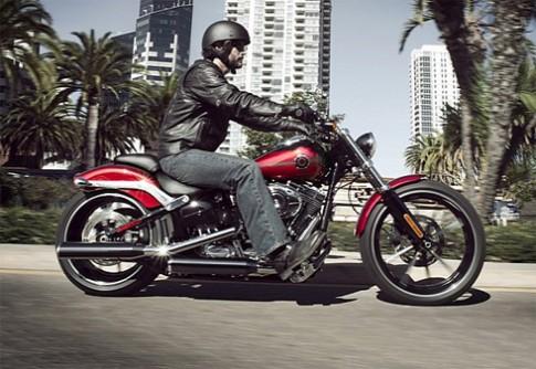 Harley Davidson trình làng xe mới giá 17.900 USD