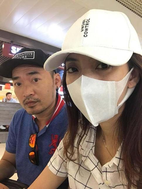 """"""" Hoa hậu hài"""" Thu Trang phản ứng trước nghi vấn độn cằm"""