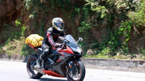 Kiểm tra xe, tâm lý tốt, giữ khoảng cách là những cần thiết khi chạy xe máy đường dài