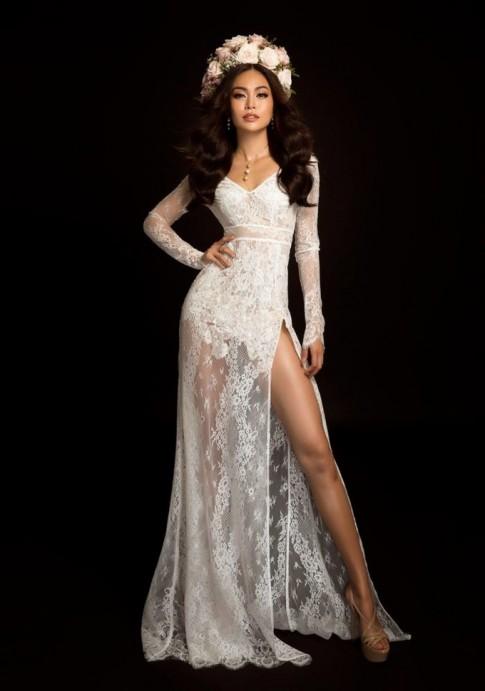 Minh Tú, Mâu Thuỷ cạnh tranh ngôi vị 'Nữ hoàng đầm xẻ đùi' của showbiz Việt