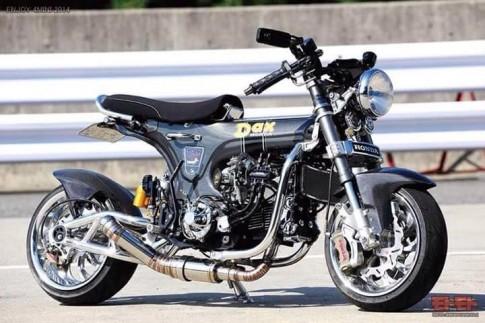 Minibike đam mê của mình