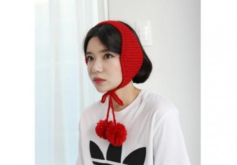 Mũ nồi sắp hết thời rồi, Self-tie knit hat mới là chiếc mũ hot nhất mùa đông này bạn nhé!