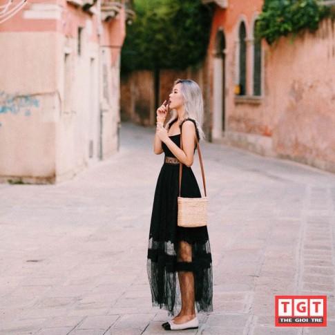 Ngắm street style cực chất của cô nàng nhiếp ảnh gia xinh đẹp Rose Nguyễn