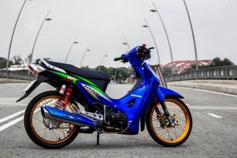 Ngây ngất cùng chiếc Wave 125 độ phong cách Thái Lan