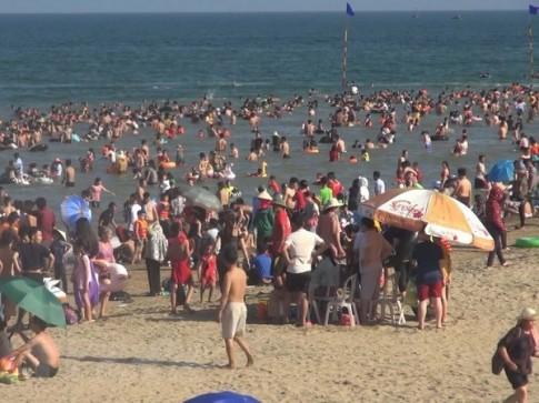 Nhiều ca chết đuối thương tâm khi đi tắm biển