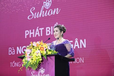 Ra mắt thương hiệu lông mi Suhion tại Việt Nam