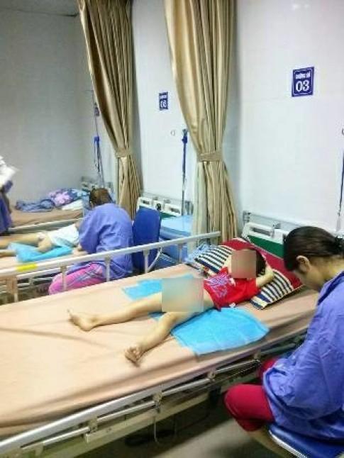 Rất nhiều trẻ bị sùi mào gà ở Hưng Yên, Bộ Y tế đã lên tiếng xác nhận