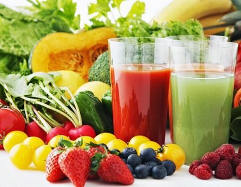 Sai lầm chị em nên biết khi giảm cân bằng nước ép hoa quả