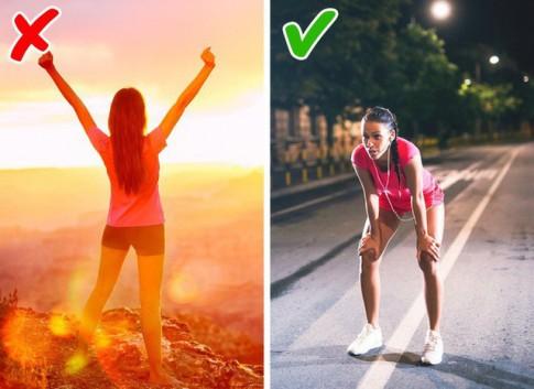 Sai lầm khi tập luyện và những nguy hại cho sức khỏe