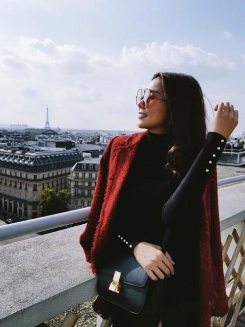 Soi street style sao Việt tại Paris Fasion Week: Thanh Hằng, Kỳ Duyên, Maya ai mặc đẹp hơn?
