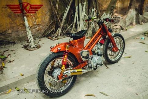 Streetcub của Minibike Trung Khánh HN