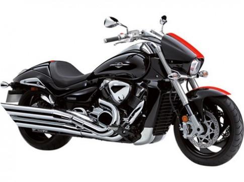Suzuki tiết lộ các mẫu xe môtô đời 2011