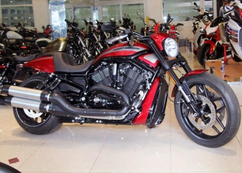 Thêm hình ảnh bộ đôi Harley Davidson Night Rod Special 2013