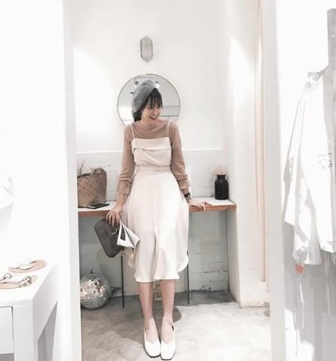 Thời trang khác biệt 'một trời một vực' của con gái Hà Nội - Sài Gòn