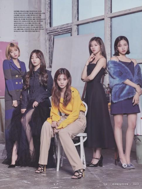 Twice đạt 'đỉnh cao nhan sắc' xuất hiện đầy quyến rũ trên bìa tạp chí danh tiếng