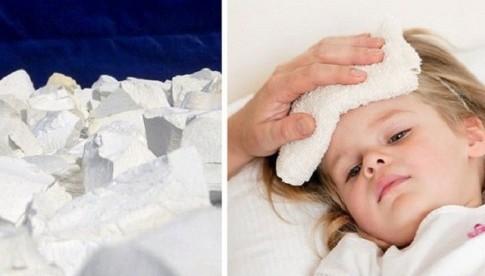 Uống sắn dây thay thế thuốc hạ sốt cho trẻ có nguy hiểm không?