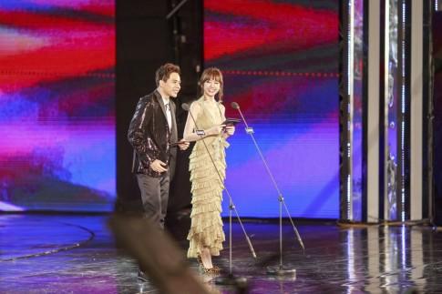 Váy xếp tầng lên ngôi tại MAMA 2017 khi Hari Won, Thanh Hằng, Tóc Tiên đồng loạt lăng xê