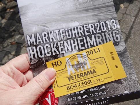Veterama Hockenheim - 'chợ' xế cổ lớn nhất châu Âu