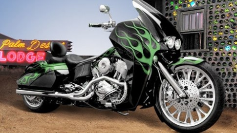 Xế độ GTX-F LTD giá 64.000 USD