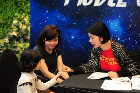 Xuân Lan khởi động mùa 5 của Tuần lễ thời trang trẻ em Việt Nam tại Hà Nội