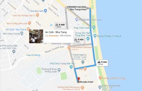 Ba khách Hàn Quốc tố bị taxi 'chặt chém' ở Nha Trang