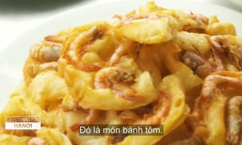 Bánh tôm Hồ Tây từ món đường phố thành đặc sản Hà Nội