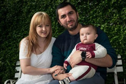 Bé trai được sinh ra với bộ gen tránh 200 bệnh