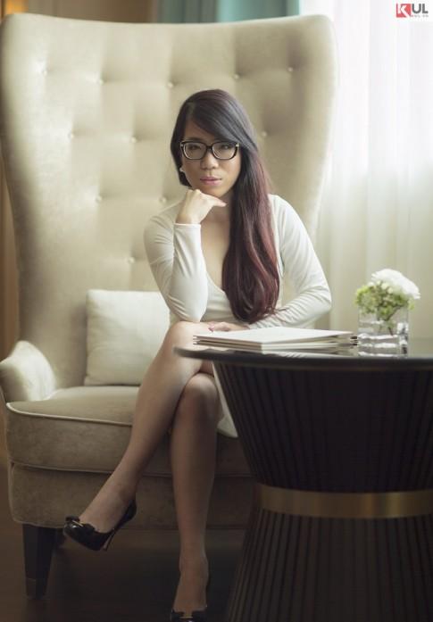 Betty Trần – nhà thiết kế Việt của những siêu sao hàng đầu Thế giới
