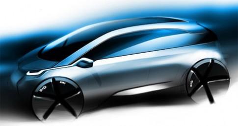 BMW chuộng chữ 'i' như Apple