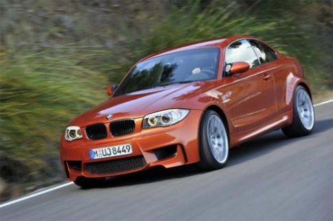 BMW serie 1 M coupe lộ diện toàn phần