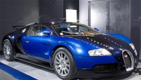 Bộ sưu tập Bugatti lớn nhất thế giới
