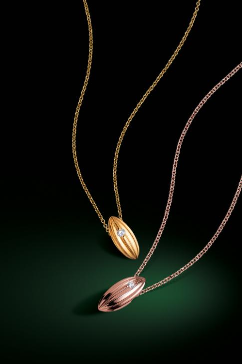 CAO Fine Jewellery ra mắt BST lấy cảm hứng từ tre và lúa