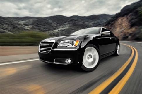 Chi tiết Chrysler 300 phiên bản nâng cấp