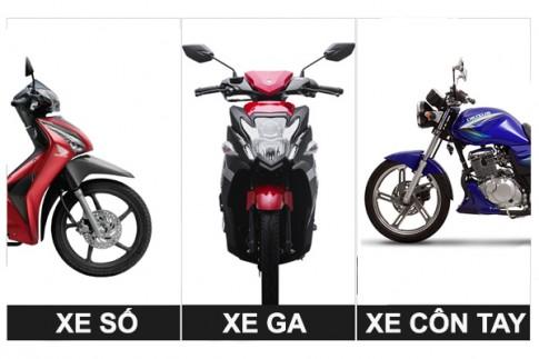 Chọn xe máy nào để đi phượt là tốt nhất ?