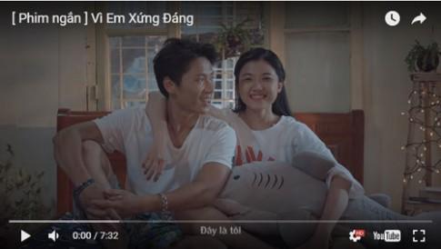 Clip gay bao mang voi thong diep kho tin: Chi 400 trieu da mua duoc nha.