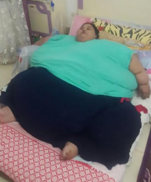 Cô gái nặng nhất thế giới đã giảm hơn 250 kg, còn bạn thì sao?