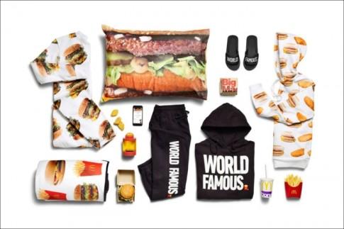Cuộc chiến không khoan nhượng giữa KFC và McDonald từ bàn ăn đến... sàn diễn thời trang!