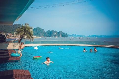 Cuộc thi ảnh trúng kỳ nghỉ tại khách sạn 5 sao Hạ Long