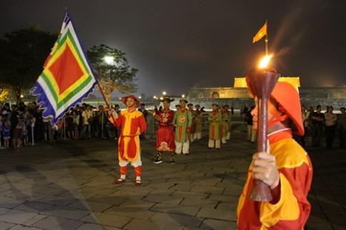 Đại nội Huế chính thức mở cửa về đêm