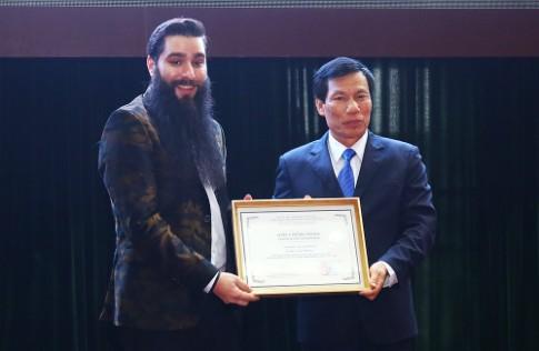 Đạo diễn phim Kong: 'Tôi tự nguyện làm Đại sứ Du lịch Việt Nam'