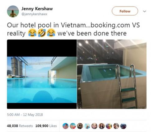 Đặt khách sạn ở Việt Nam qua mạng, khách Tây chưng hửng khi đến nơi