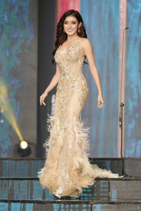 Diện lại kiểu váy ở Bán kết, cơ hội nào cho Huyền My tỏa sáng tại Chung kết Miss Grand International tối nay?