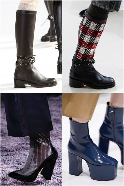 Được Gigi Hadid và 'bà Beck' nhiệt tình 'lăng xê', có lẽ nào boots là xu hướng mới cho mùa Thu này?