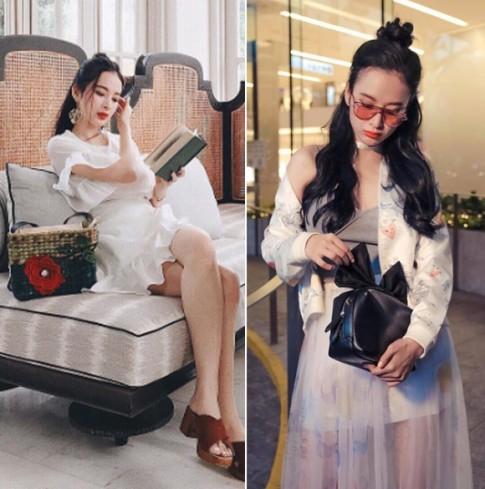 Giữa 2017 rồi mà tóc búi củ tỏi vẫn khiến sao nữ châu Á thổn thức 'đứng ngồi không yên'